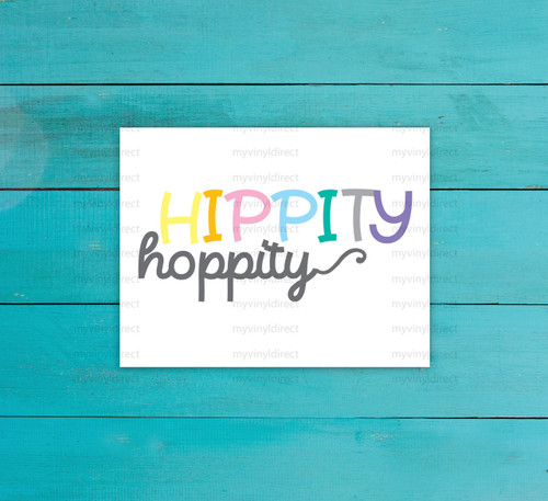 Hippity Hoppity Digital File