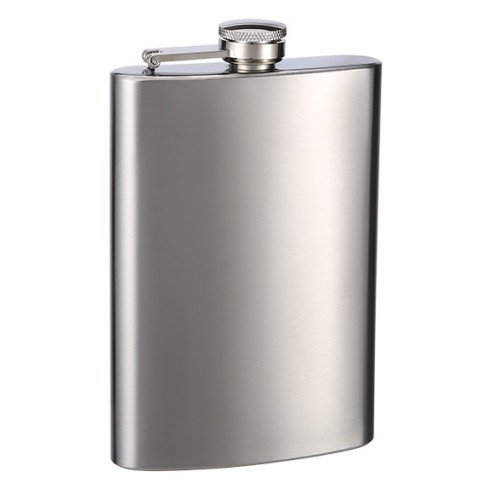 8 oz. Stainless Steel Flask
