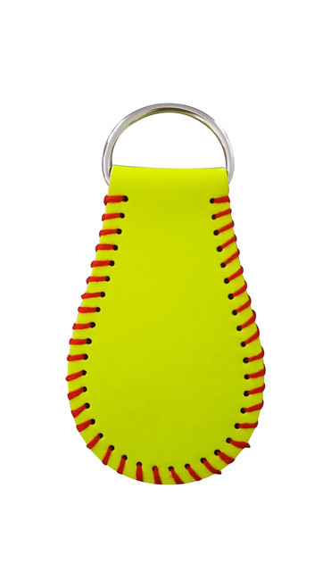 Softball Key Fob