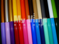 Pick Your Pack-12 Gloss Vinyl Sheets (Oracal 651)