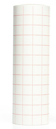Red Grid Transfer Tape Rolls