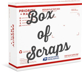 Scrap Box - Heat Transfer Vinyl