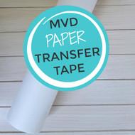 """Paper Transfer Tape 12""""x10 Yard Roll"""