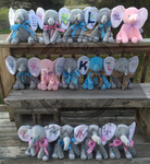 Endless possibilities as to what you can put on our Elephants