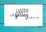 Happy Spring Digital File