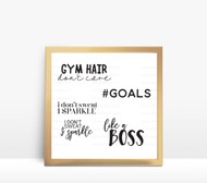 Gym Pack Digital Files