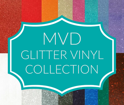 MVD Glitter Vinyl Collection