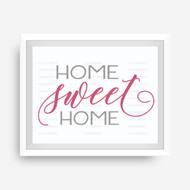 Home Sweet Home Digital File