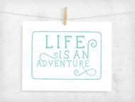 Life Adventure Digital File