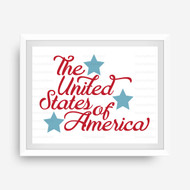 United States of America Digital File