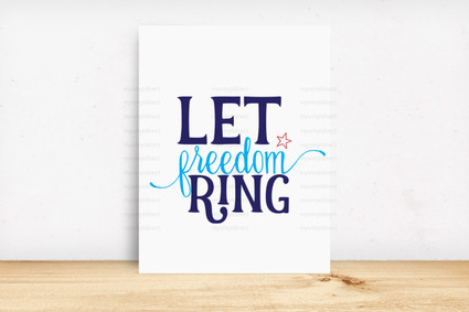 Let Freedom Ring Digital File