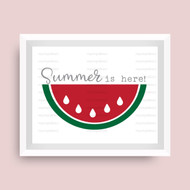 Summer Watermelon Digital File