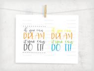 Dream It Digital File