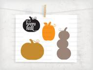 Pumpkin Patch Digital File Pack