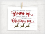 Christmas Eve Digital File