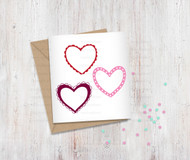Heart Doily Pack Digital File