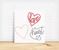 Heart Set Pack Digital File