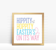 Easters On It's Way Digital File
