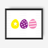 Egg Trio Digital File