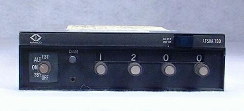 AT-50A Transponder Closeup