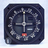 GI-102A GPS / VOR / LOC Indicator Closeup