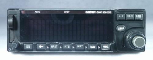 GNC-300 IFR-Approach GPS / COMM Transceiver Closeup