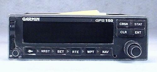 GPS-150 VFR GPS Navigator Closeup