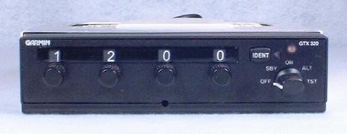 GTX-320 Transponder Closeup
