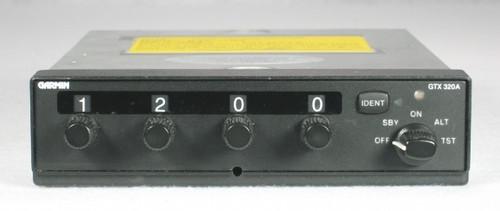 GTX-320A Transponder Closeup