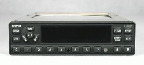 GTX-330 Mode S Transponder (with TIS Traffic) Closeup