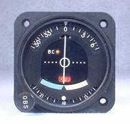 IN-514B VOR / LOC Indicator Closeup