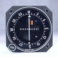KI-202 GPS / VOR / LOC Indicator Closeup