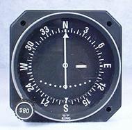 KI-205 VOR / LOC Indicator Closeup