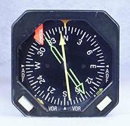 KNI-581 Radio Magnetic Indicator Closeup