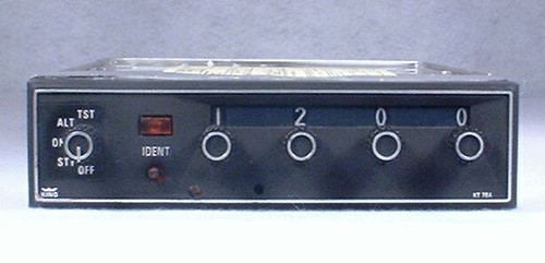 KT-78A Transponder Closeup
