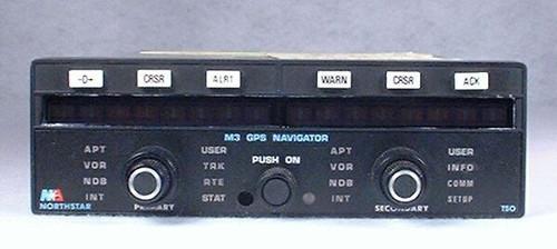 M3 GPS Approach IFR-Approach GPS Navigator Closeup