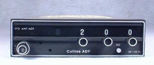RCR-650 ADF Receiver Closeup