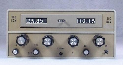 RT-328T NAV/COMM Closeup