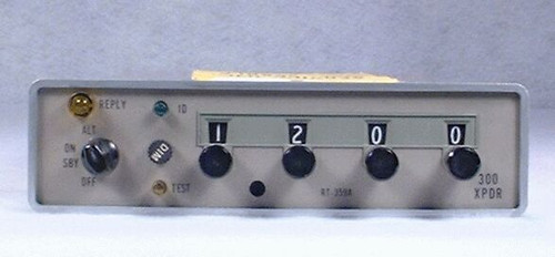 RT-359A Transponder Closeup