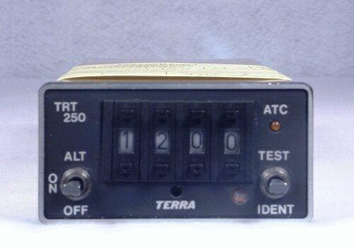 TRT-250 Transponder Closeup