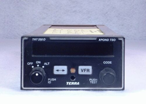 TRT-250D Transponder Closeup