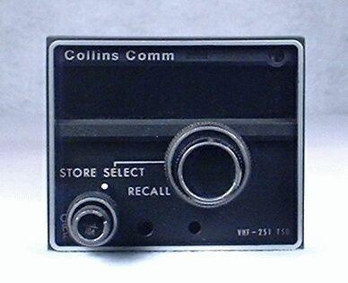 VHF-251 COMM Transceiver Closeup