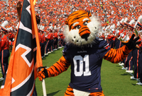 Aubie the Tiger