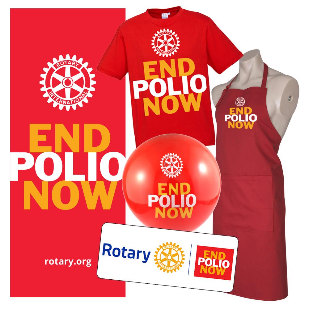 End Polio Now Range