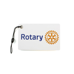 Rotary Luggage Tag