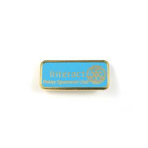 Interact Lapel Pin