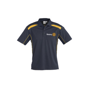 Rotary United Men's Polo Shirt