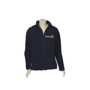 Rotary Ladies Polar Fleece Jacket