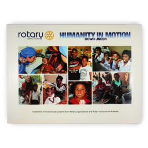 Humanity In Motion Book (Carton of 40)