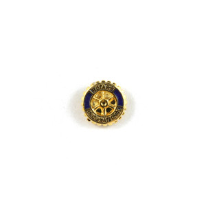 Rotary Mini Logo Lapel Pin